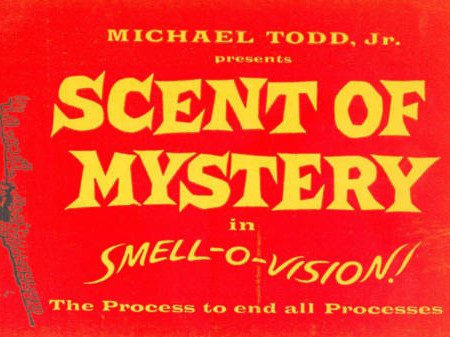 smell-o-vision technology